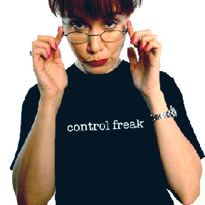 Control Freak Woman