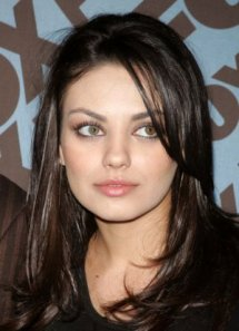 Mila Kunis - Headshot