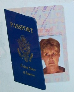 Erma Bombeck Passport