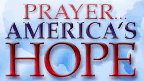 Prayer... America's Hope