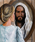 Jesus in My Mirror