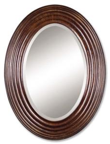 Wood Mirror