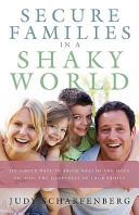 Secure Families...Shaky World