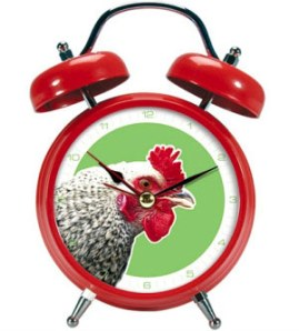 Alarm Clock - Rooster
