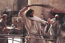Jesus' Anger