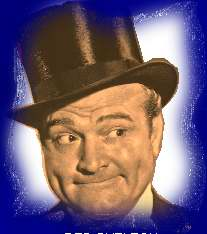 Red Skelton in tophat