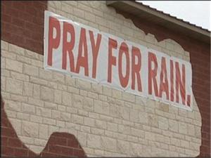 Texas_pray for rain