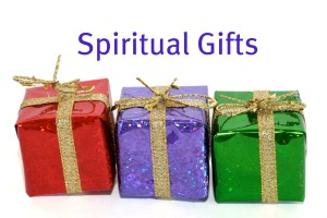 Spiritual Gifts - wrapped