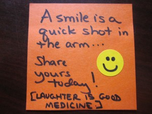 Smile Note