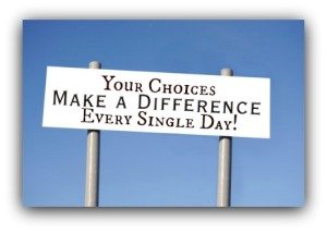 MakeADifferenceSign_Choices